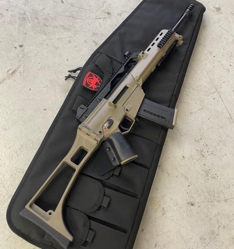 TG36K Featureles rifle FDE