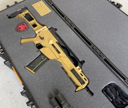 TG36CP RAL8k Kit