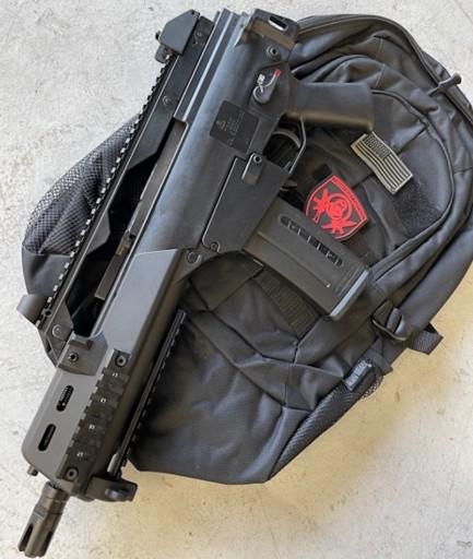 TG36CP   5,56 cal. Pistol