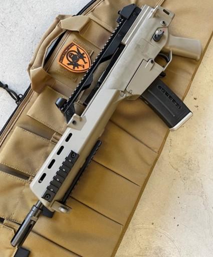 TG36KP FDE pistol
