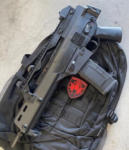 "TG36C Pistol .300 Blackout 9"" Barrel"